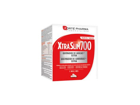 FORTE PHARMA XTRA SLIM 700 120 capsules