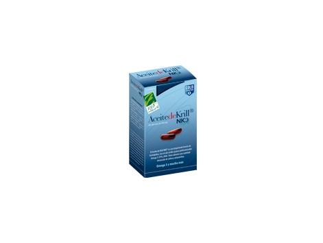 100% Natural Krill Oil NKO 40 capsules