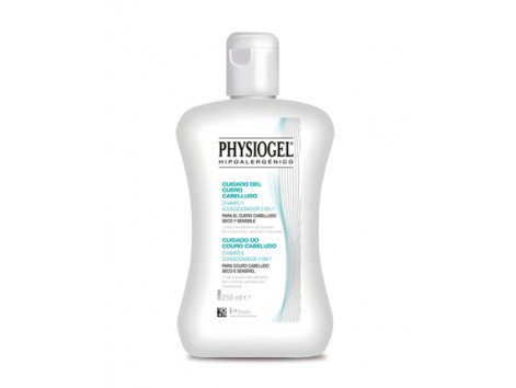 Physiogel Shampoo and Conditioner 2 in 1, 250 ml