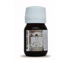 Piabeli Piabeli 60 ml red liquid.