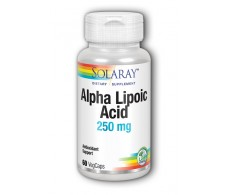 Alpha Lipoic Acid 250mg Solaray. Solaray. 60 capsules