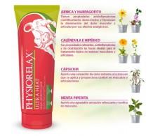 Physiorelax Ultra Heat Massage cream 250 ml