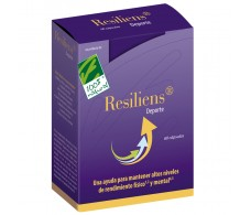 100% Natural RESILIENS SPORT 60 capsules