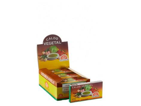INT-SALIM Vegetal  Broth 10 cubitos