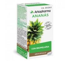 Arkochim / Arkocápsulas Ananas (piña) 84 cápsulas.