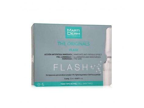Martiderm Flash 5 amp