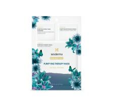 Sesderma BEAUTY TREATS  Natural Purifying Therapy Mask