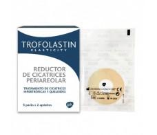 Trofolastín - Periareolar Scars Reducer - 3 blisters of 2 dressings