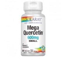 Solaray Mega Quercetin 600mg. Quercetin. 30 capsules