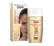Isdin Fusion Water Urban Spf 30 50ml sunscreen