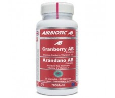 AIRBIOTIC CRANBERRY complex 30 tablets