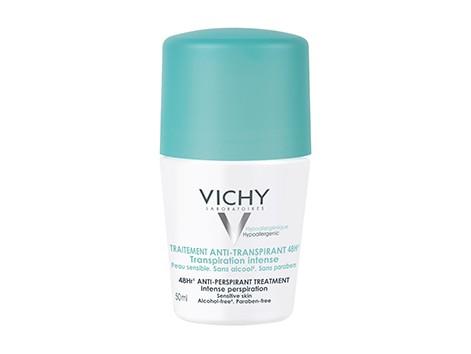 Vichy Antiperspirant Deodorant Ball 48h 50 ml