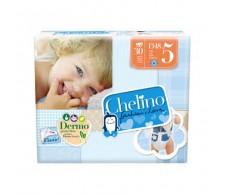 Chelino Love Pañal Talla 5 13-18 Kg 30uds