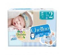 Chelino Love Pañal Talla 2 3-6 Kg 28uds
