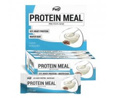 PWD nutrition PROTEIN MEAL yogurt 12 bars