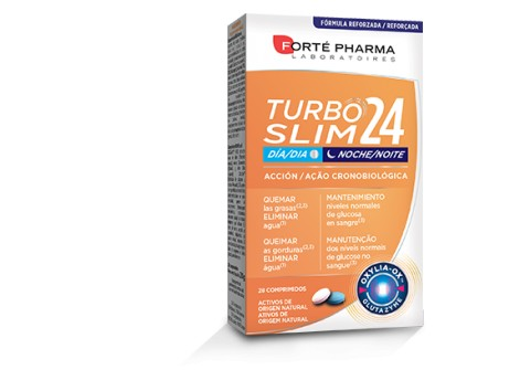 Forte Pharma Turboslim Cronoactive 56 tablets.