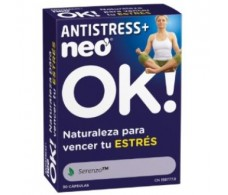 NEO ANTISTRESS plus 30cap.