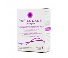 Papilocare Vaginal Gel 7 Cannulas 5 ml.