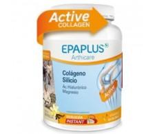 EPAPLUS silicon + colag + a.hialur + MG vanilla 30 days