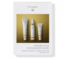 DR. HAUSCHKA DAY KIT FOR NORMAL SKIN
