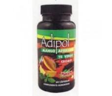 PLANTAPOL ADIPOL (African mango, green tea, chrome) 60cap.