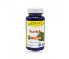 POLARIS GRAVIOLA 1000mg. 90cap.