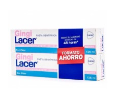 Lacer delicate GingiLacer Gums PACK Toothpaste 125 X 2