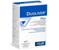 Duoliver 24 tablets Pileje