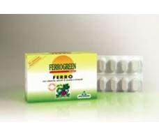 Ferrogreen Specchiasol Plus 30 tablets