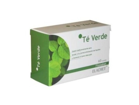 ELADIET FITOTABLET green tea 60comp.