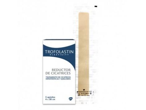 Trofolastin Reductor de Cicatrices Hipertroficas y Queloides 4x30