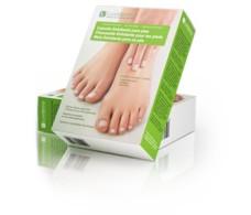 Exfoliating Sock For Feet Luxiderma 17 ml x 2 units