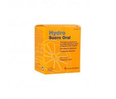 Hydro Oral Serum 8 sachets. Orange flavor