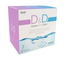 TRIESTOP D&D detox and drain 20 sachets