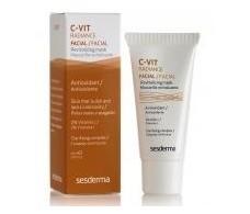 Sesderma C-VIT Revitalizing Facial Radiance Mask 30ml