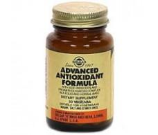 Solgar Advanced Antioxidant Formula 60 vegetarian capsules