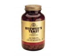 Solgar Brewers Yeast 495mg. 250 tablets