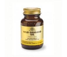 Solgar Wild Oregano Oil. 60 capsules