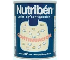 Continued Nutriben 400gr.