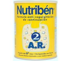 AR2 Nutriben 800gr. Anti-Regurgitation continuation milk.