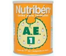 Nutriben AE 1 800gr. Antiestreñimiento milk from 1 day