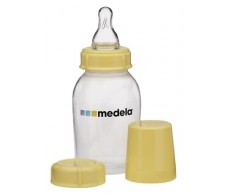 Medela Bottle 150ml. with slow flow teat S.
