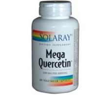 Solaray Mega Quercetin 600mg. Quercetin. 60 capsules