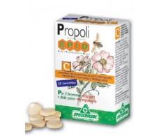 Epid C + Rosa + Propolis. 30 tablets masticables.Specchiasol