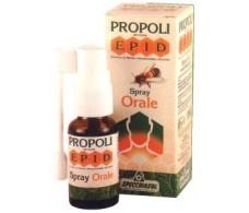 Alcohol free Spray Oral Epid. 15ml. Specchiasol