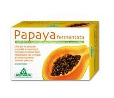 Fermented Papaya 30 tablets. Specchiasol
