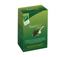 NutriSGS Broccoli Concentrate 30 capsules. 100% Natural