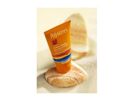 Polysianes Satin Face Cream SPF 50 +. 50ml.