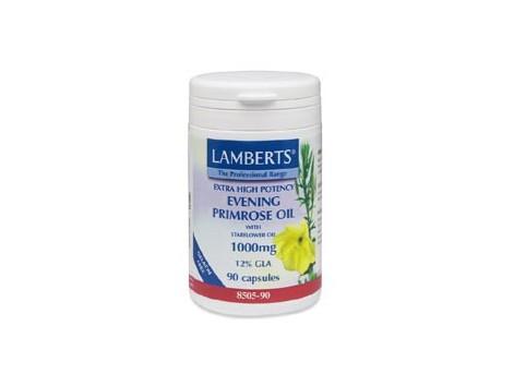 Evening Primrose Oil with Starflower Oil 1000mg. 90 capsules