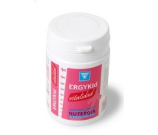 Nutergia Ergykid Vitalidad 45 Tablets. Nutergia